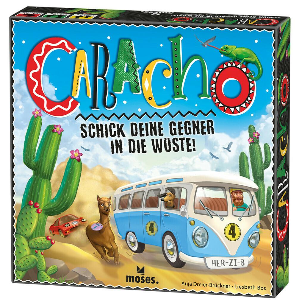 "Moses Verlag ""Karacho"""