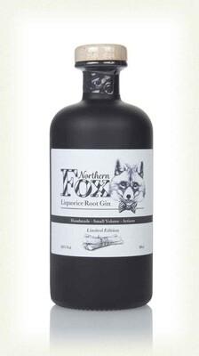 Northern Fox Liquorice Root Gin