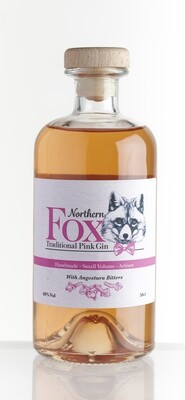 Northern Fox Traditional Pink Gin