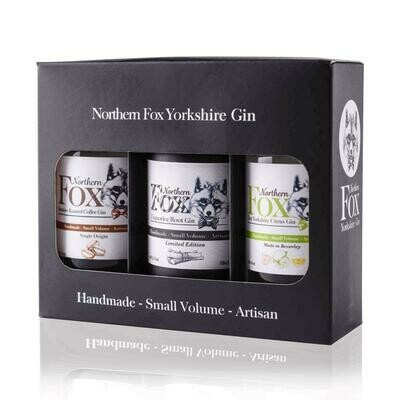 Northern Fox Yorkshire Inspired Gift Set