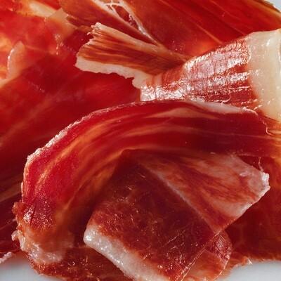 Biologische Pata Negra Iberian Ham  42 maanden gerijpt  /  100 gr