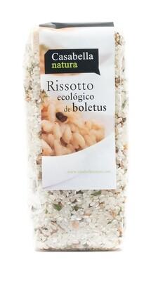 Biologische Risotto met Boletus (Paddenstoelen / Champignons) 375 gr per Zak