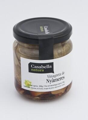 Tupinambo in een uitzonderlijke vinaigrette-combinatie. 200 gr
