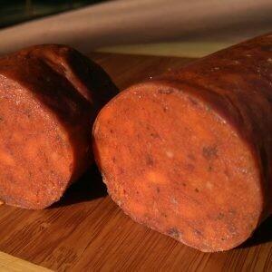 Biologische Iberian Sobrasada1 kg / Glutenvrij