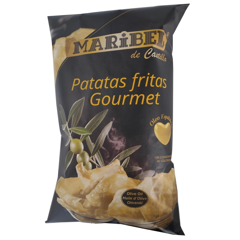 Chip Natural  Gourmet met extra vierge Olijfolie 50 gr