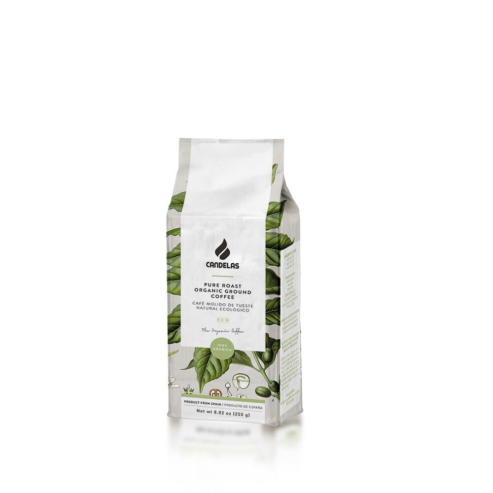 Biologisch Natuurlijk gemalen koffie 250 gr