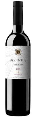 Accentus Biologische rode wijn 2015 / 0,75 / 14,5%