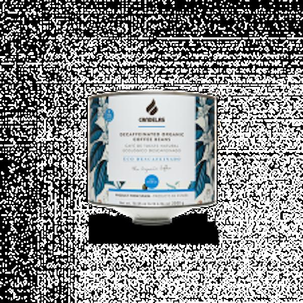 Biologische Koffiebonen Cafeinevrijj  3 x 2 kg (6 kilos)
