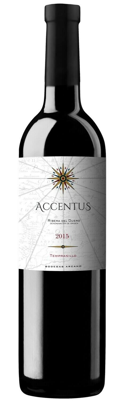 Accentus Tempranillo Rode Wijn 14,5 %