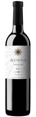 Biologische Accentus Rode Wijn 14,5 %