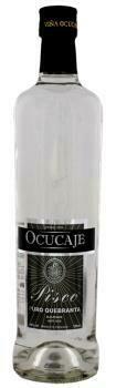 Pisco Ocucaje (Quebranta, Acholado). 40% . doos 6 x 70 cl