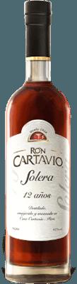 Ron Cartavio 12 años  40 % . 12 x 70 cl