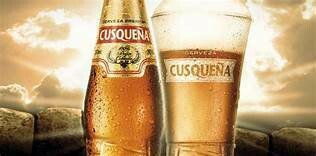 Cerveza Cusqueña Rubia  (Glod) 4,8 %  /  24 x 33 cl