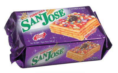 SAN JOSE  /  Turrones San Jose