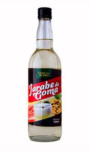 Jarabe de Goma (Doos x 6 botellas de 750 ml c/u)
