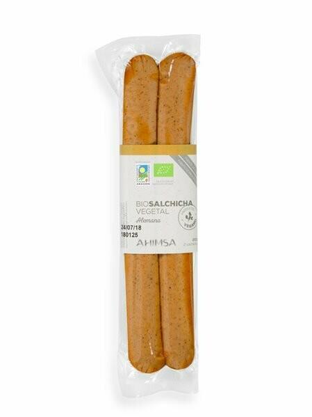 Biologische Vegetarisch Duitse Salchicha  200 Gram