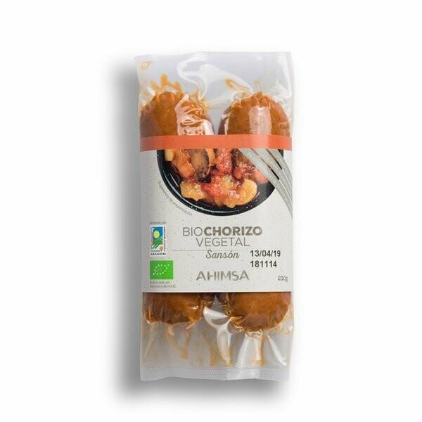 Biologische Vegetarisch Chorizo Sanson 6 x 230 gr