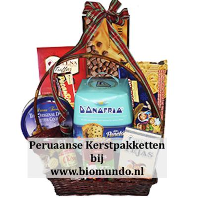Peruaanse pakket meer daan 45 Peruaanse producten