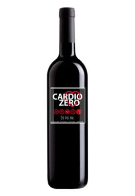 Alcoholvrij rode wijn Cardio Zero 6 x 75 cl