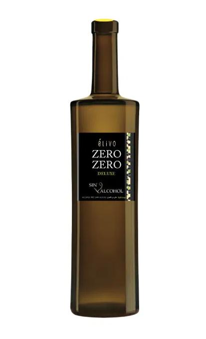 Alcoholvrij witte wijn Elivo Zero Zero Deluxe