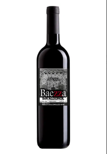 Alcoholvrij rode wijn Adegga Baezza