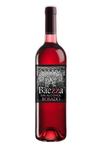 Alcoholvrij rose wijn Adegga Baezza