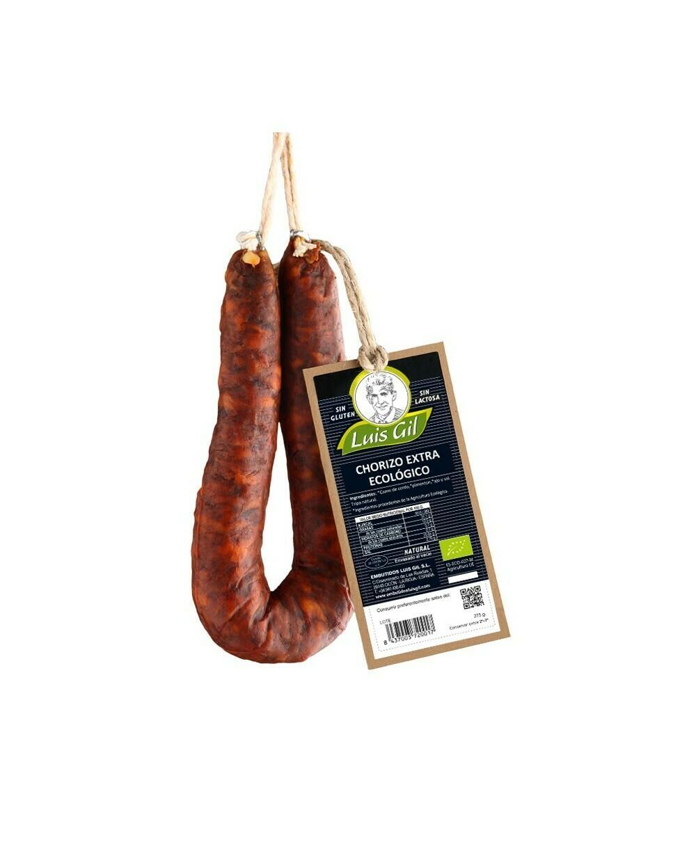 Biologische Chorizo extra eco 280 gram