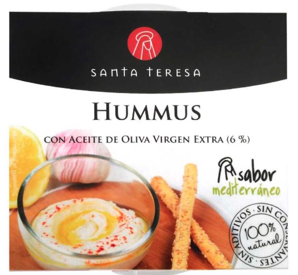 Pittige Hummus 180 Gram