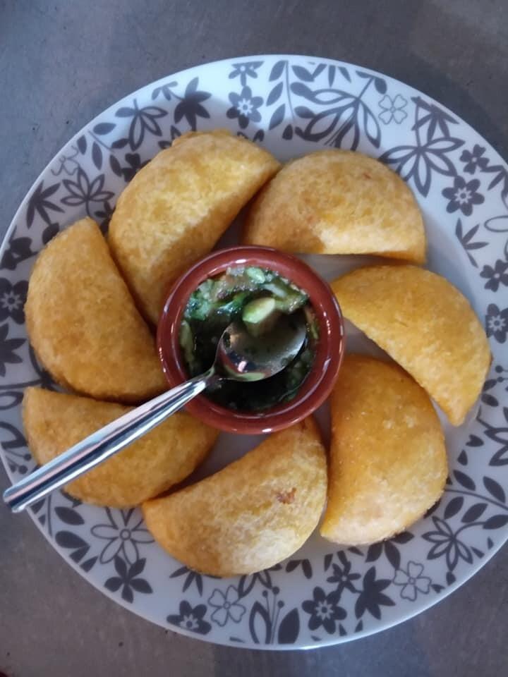Empanadas 10 Stuk.