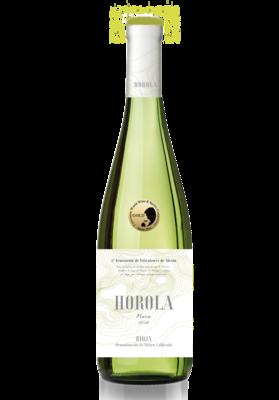 Horola Viura Witte Wijn 2016 / 75 cl