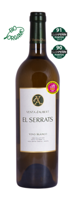 El Serrats Droog Witte Wijn 2017