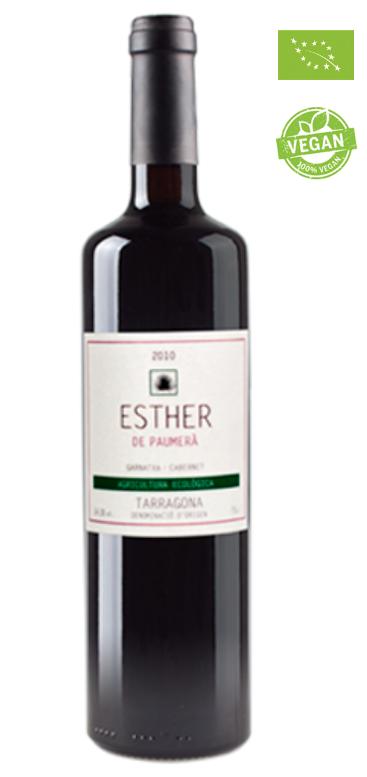 Cabernet Sauvignon Esther Crianza 2015 / 14,58 % / Doos 12 x 75 cl
