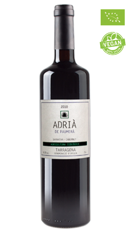 Adria Crianza Cabernet Sauvignon & Garnacha 2016 / 14,5 % vol.