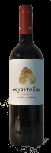 Espartenas rode wijn 2016 / 14,5%