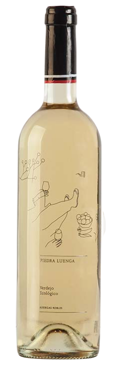 Piedra Luenga Verdejo  Packing box 5 lt