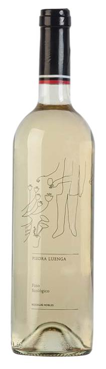 Piedra Luenga witte wijn Fino Pedro Ximénez 15% / Doos 12 x 50 cl