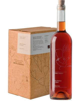 Piedra Luenga Dessert wijn Pedro Ximénez  Packing box 5 Lt / 15%