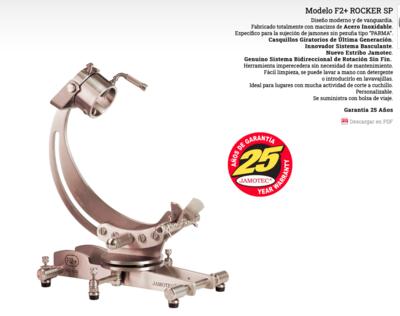 Jamonero Modelo Modelo F2+ ROCKER SP