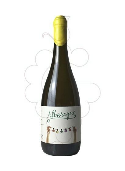 Albaroque droog witte wijn 2018