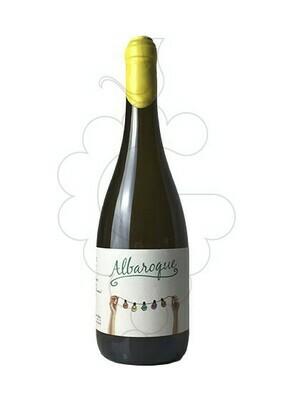 Albaroque droog witte wijn 2018 / 12 x 75 cl