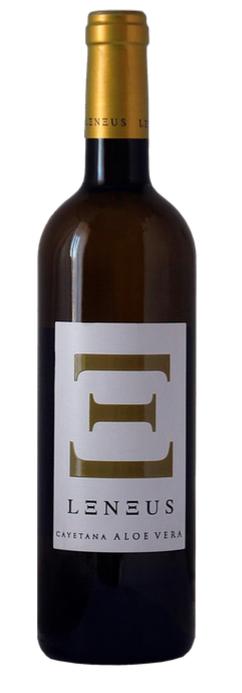 Leneus  Cayetana witte wijn met Aloe Vera 12 % / 2018