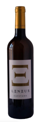 Leneus  Cayetana witte wijn  2019  / 12 %