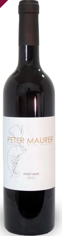 Peter Maurer Pinot Noir  rode wijn 2015
