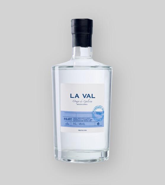Witte Orujo La Val 45% / 70 cl