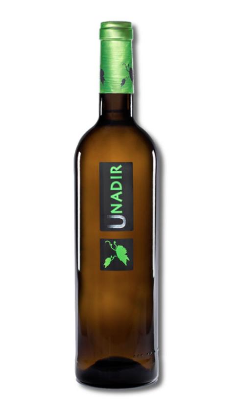 Unadir Cayetana witte wijn 2019