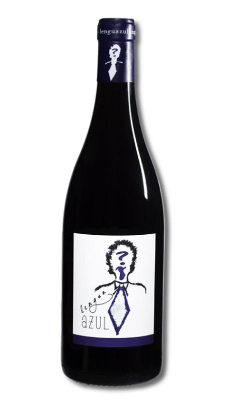 Blue tongue Rode wijn (Tempranillo, Syrah en Graciano) 2018