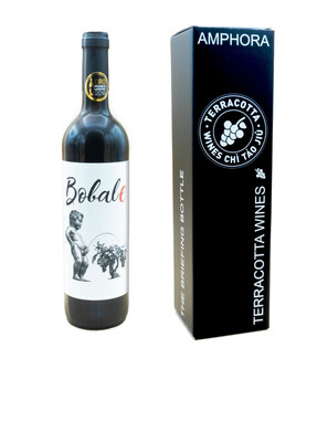 Bobale Bobal rode wijn  Crianza 2018 / 14.5%