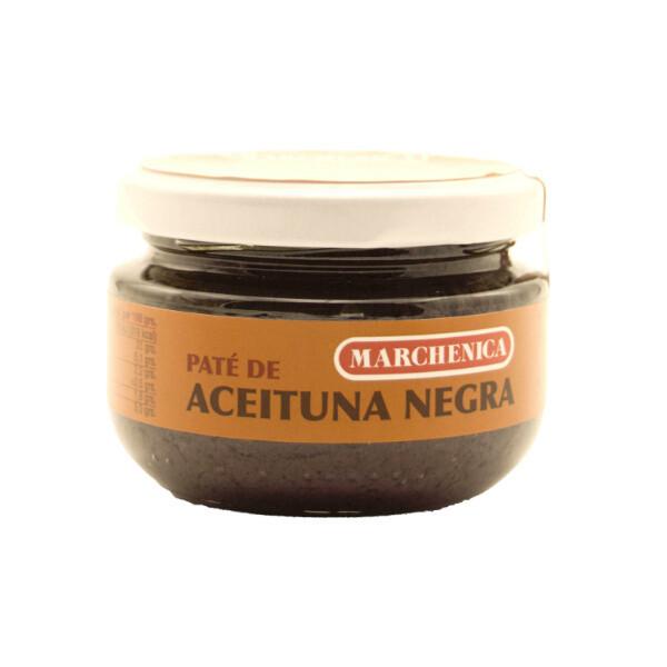 Pate van zwarte olijven