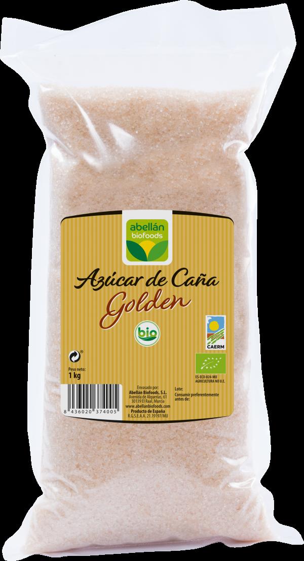 Biologische rietsuiker Goud  1 kg