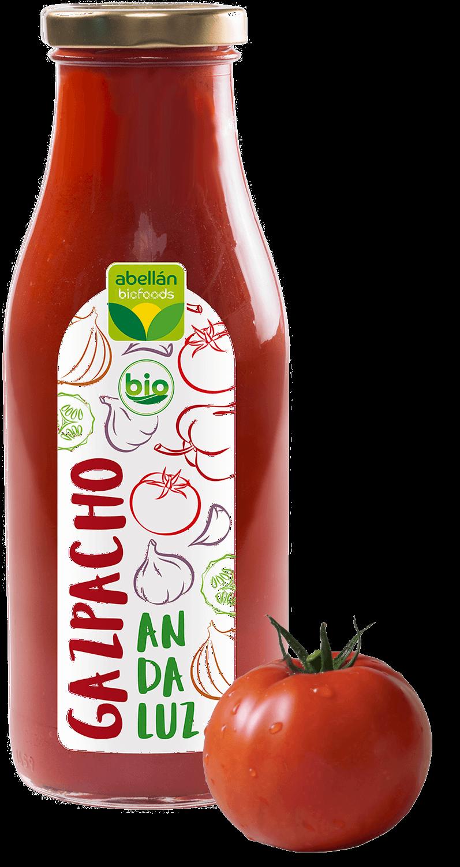 Biologische Gazpacho Andaluz 500 ml